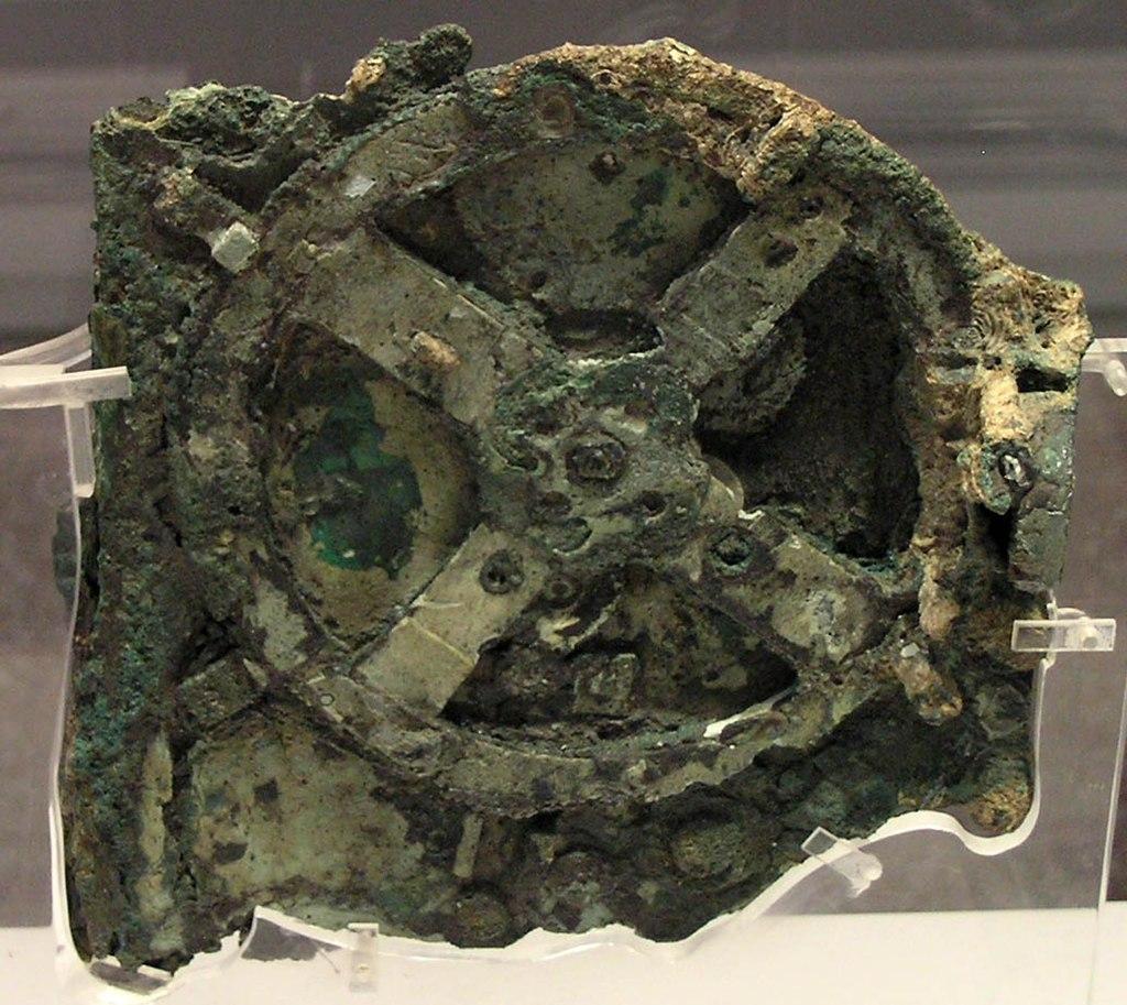 Najstarší počítač: vedci digitálne zrekonštruovali dvetisíc rokov starý stroj z Antikythéry
