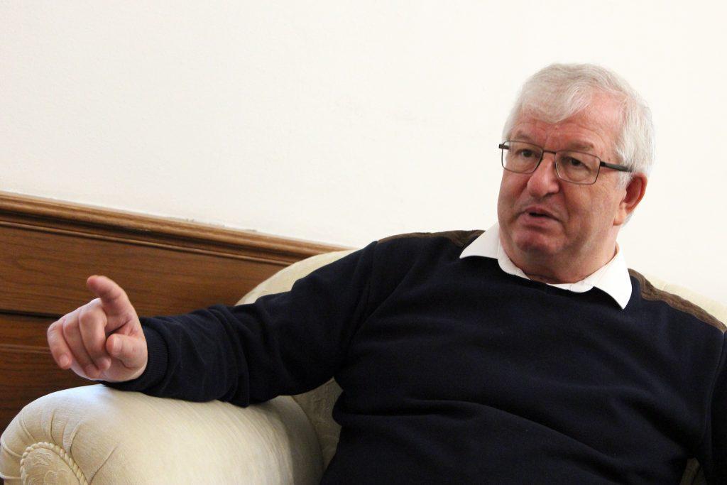 S návrhom na šéfa Najvyššieho správneho súdu prichádza Mazák