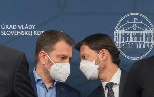 Prieskum: Obavy z ohrozenia epidémiou koronavírusu sú nízke. Dôvera vlády klesá