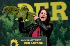 Nemci chcú mať zelenú kancelárku. Máme sa báť?