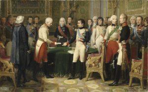 Hľadanie reakčného kancelára Metternicha