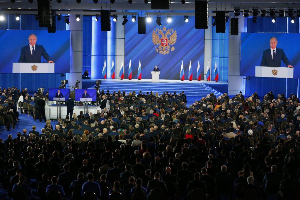 Putin hovoril o stave štátu: Útoky na Rusko sú nový šport. Pripravme sa na ďalšiu pandémiu
