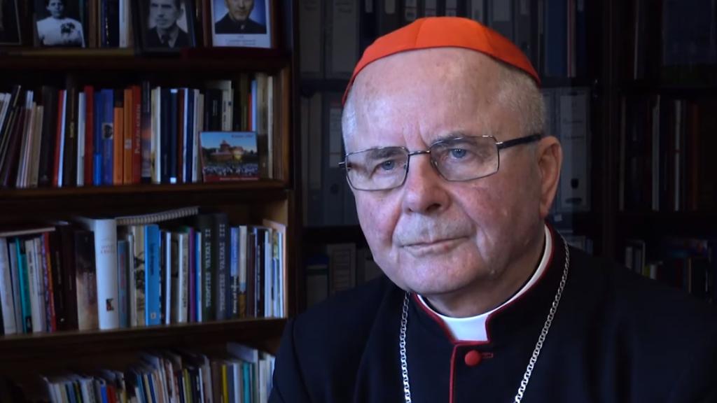 Kardinál Tamkevičius z Litvy: Cirkev ostane jedinou inštitúciou, ktorá bude brániť demokraciu