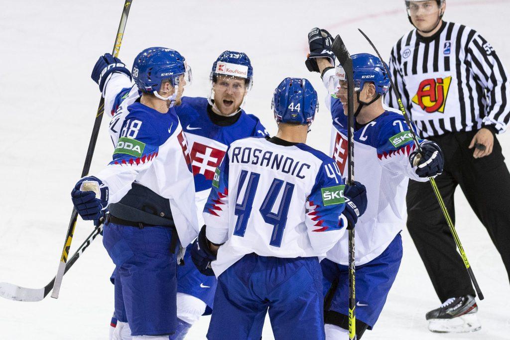 Hokejové majstrovstvá sveta začali Slováci výhrou nad Bieloruskom