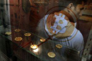 S bitcoinom zamával čínsky zákaz, neistota na trhu rastie