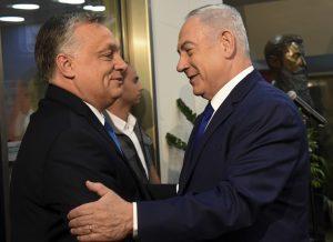 Ako Viktor stretol Bibiho. História maďarskej podpory pre Izrael