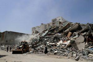 Kto cenzuruje spravodajstvo z Gazy