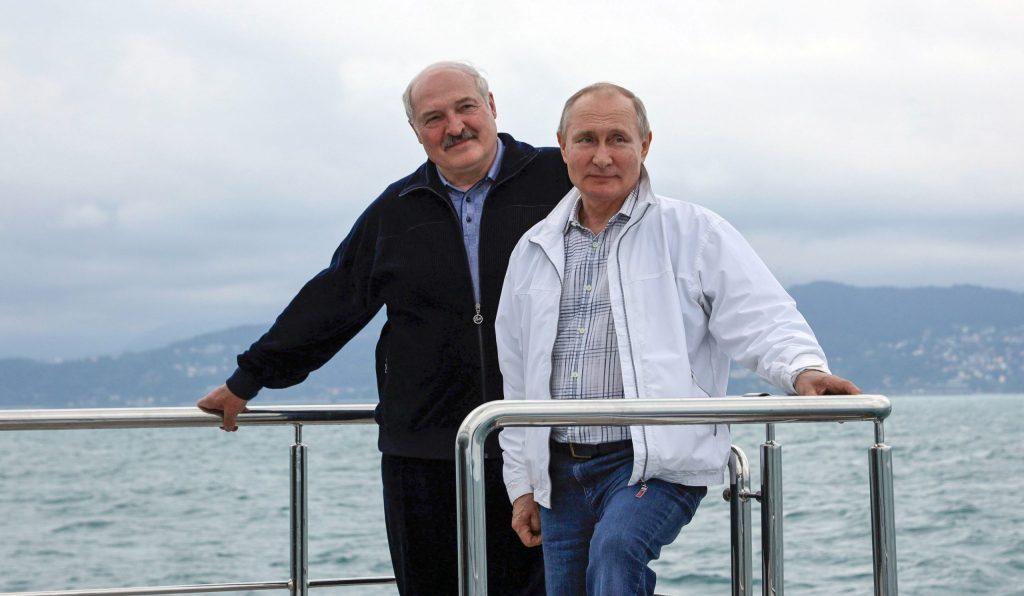 Putin opäť hovoril o Zväzovom štáte Ruska a Bieloruska. Umožní oslabený Lukašenko jeho reálny vznik?