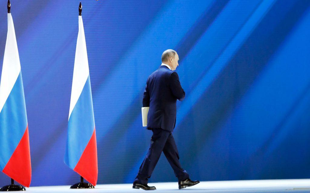 Čo znamená jedno zmenené slovo v Putinovom prejave