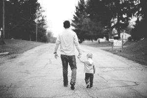 Denné povzbudenie: Otec a ja