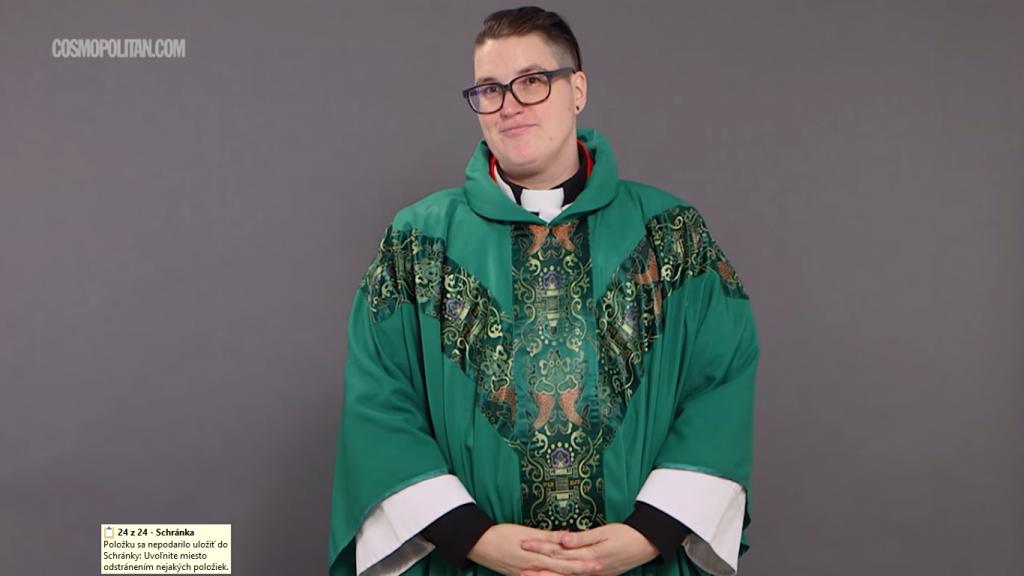 Prvá transgenderová pastorka amerických luteránov má ďalšie prvenstvo. Zvolili ju za biskupku