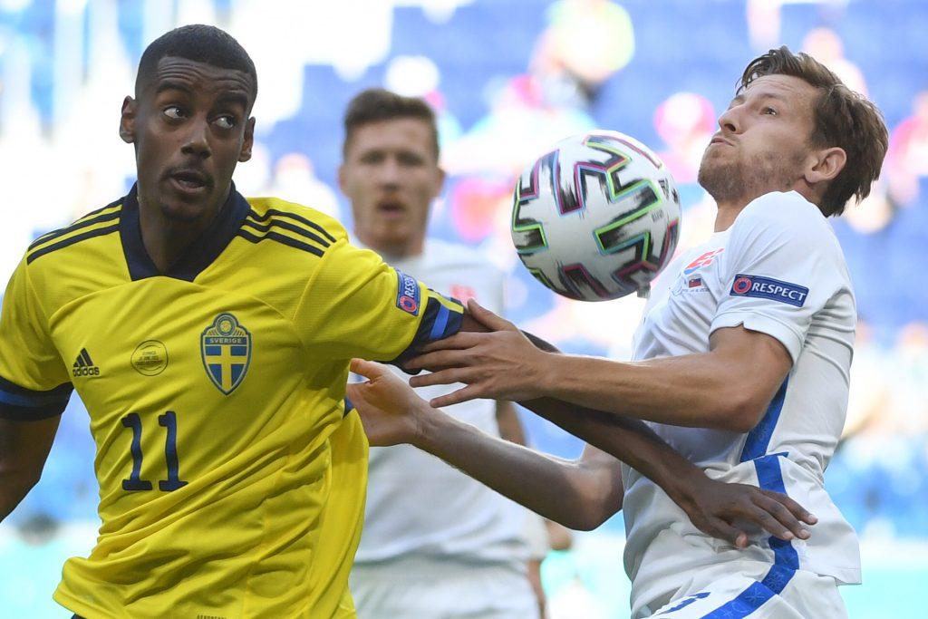Slovensko prehralo na majstrovstvách Európy so Švédskom 0:1