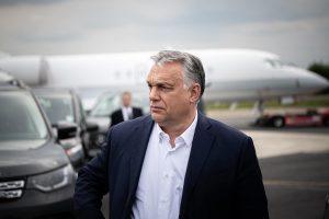 Návrat uhorského politika