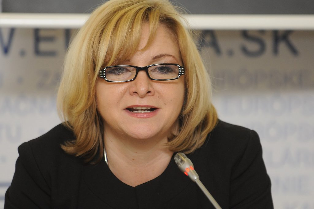 Liberálka Oľga Pietruchová už pôsobí na ministerstve u Kolíkovej