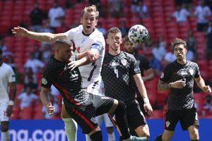 Anglicko porazilo Chorvátsko 1:0 gólom Sterlinga