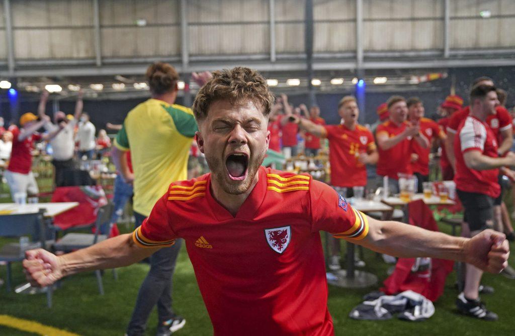 ME vo futbale: Wales a Švajčiarsko si rozdelili body po remíze 1:1