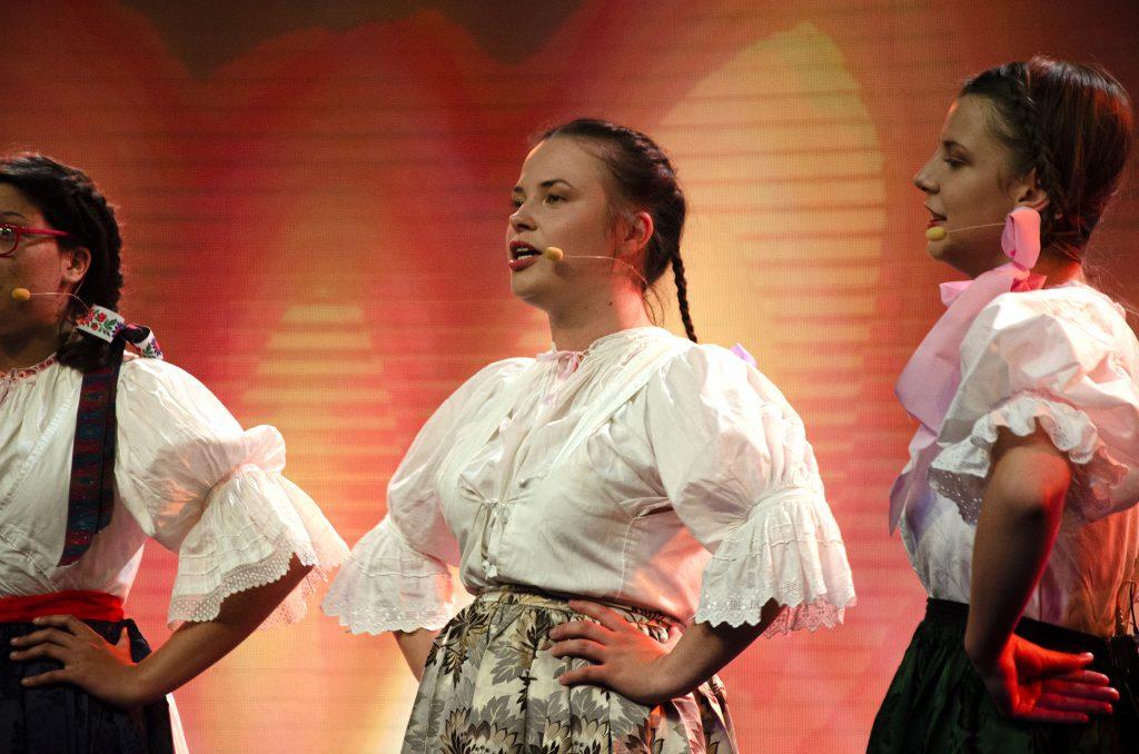 Na Najmilšom koncerte roka vystúpilo približne 60 detí z centier pre deti a rodiny