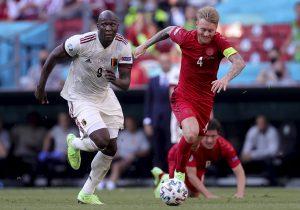 EURO 2020: Belgičania otočili zápas, Dánov zdolali 2:1
