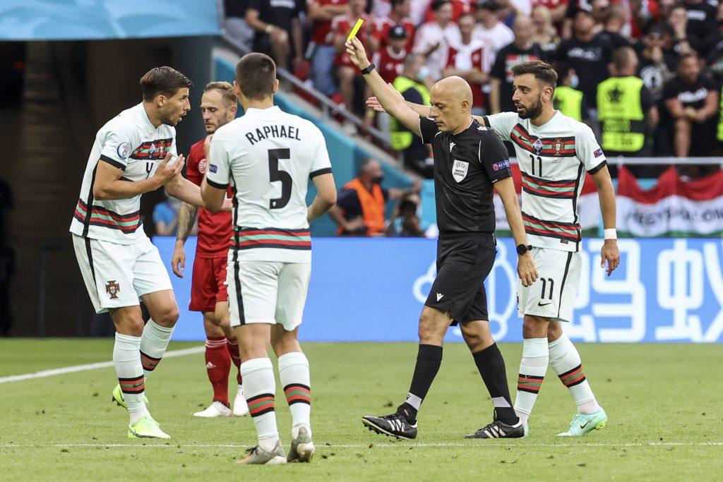 Portugalsko porazilo Maďarsko 3:0, Ronaldo dal dva góly