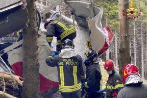 Video zachytávajúce pád lanovky v Taliansku médiá zverejnili. Napriek zákazu polície