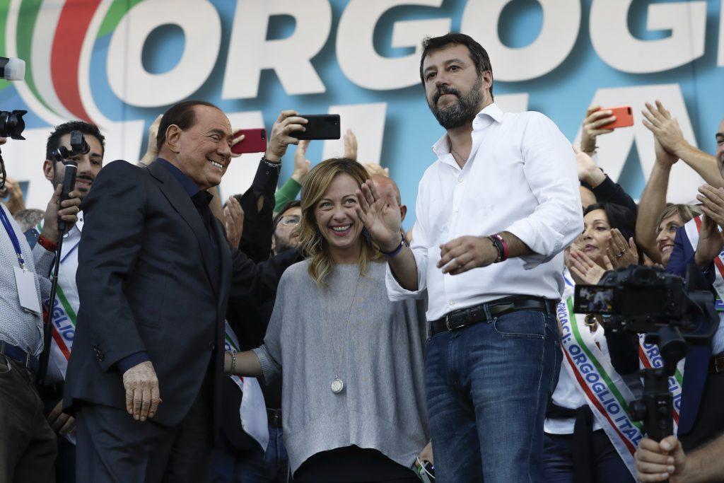 Salviniho koalíciu by volila väčšina Talianov. Pravicový tábor ale môže čoskoro viesť žena