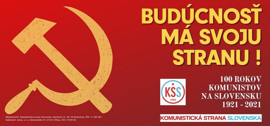 Generálna prokuratúra bude riešiť podnet voči komunistickej strane. Inicioval ho Jozef Hajko