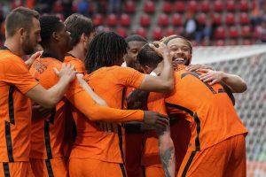 Holandsko po šokujúcom závere porazilo Ukrajinu 3:2
