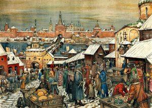 Novgorodská republika. Ako v Rusku vládol duch Atén