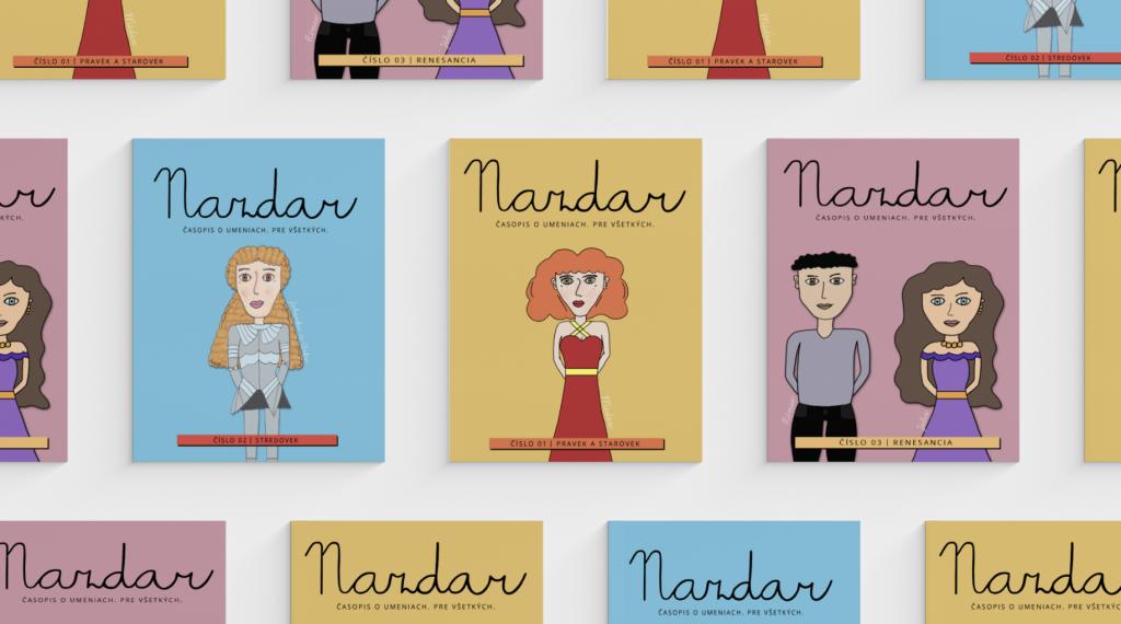 Chceme, aby bolo dieťa spoluautorom, hovoria autorky kresleného časopisu Nazdar