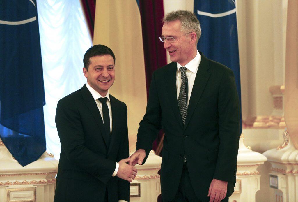 Ukrajina nedostala od NATO nič iné, len zopakovanie trinásť rokov starého prísľubu