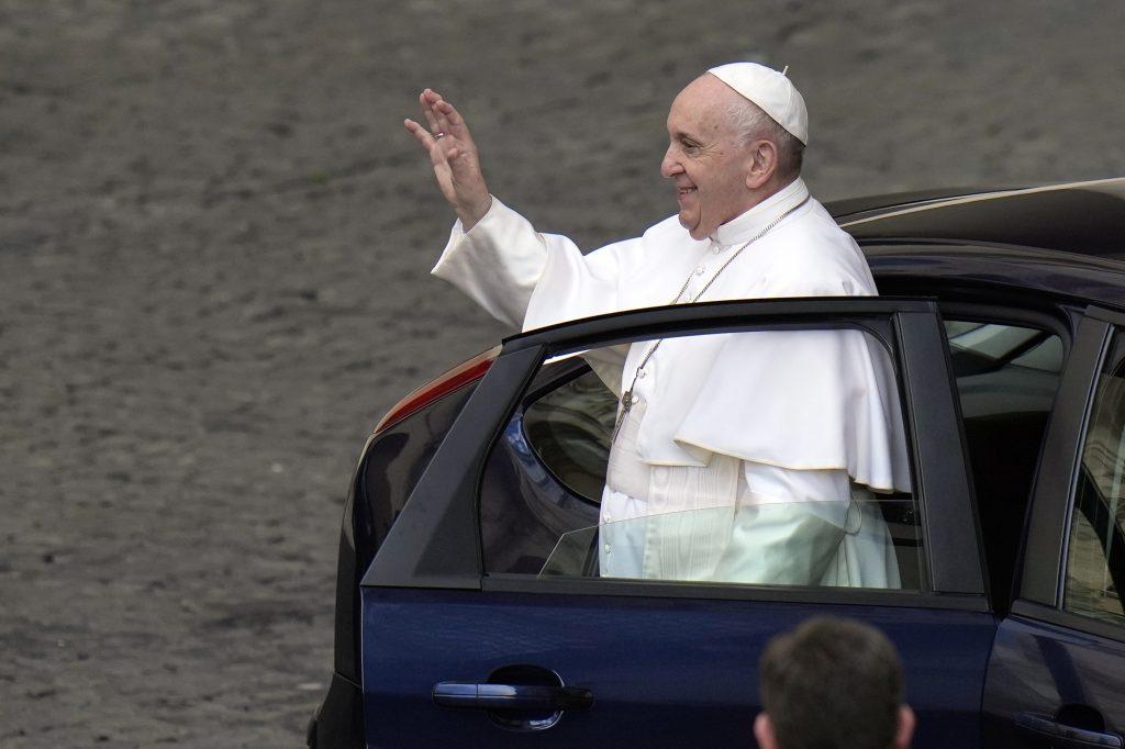 """Týždeň podľa vatikanistov: Pápež podporil Marxa a oživil """"neomarxizmus"""" v cirkvi"""