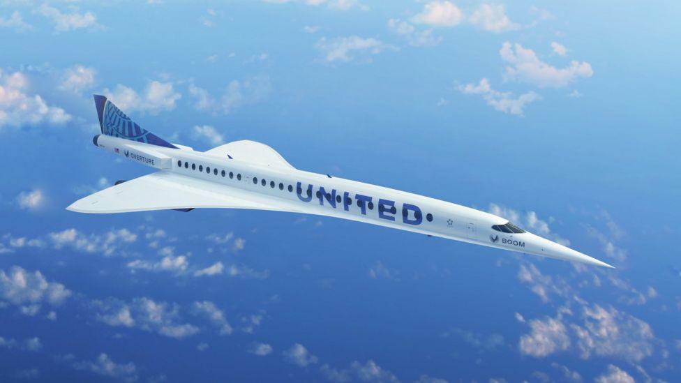 Nadzvukové lietanie sa vracia. Legendárny Concorde o pár rokov vystrieda spoločnosť Boom