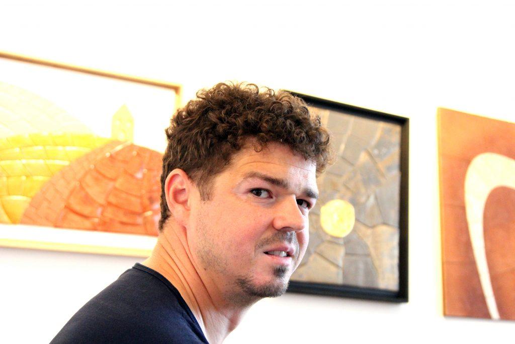 Výtvarník Ľubo Michalko: Diela, ktoré som vytvoril ako odraz môjho vnútra, sa ľudí oveľa viac dotýkajú