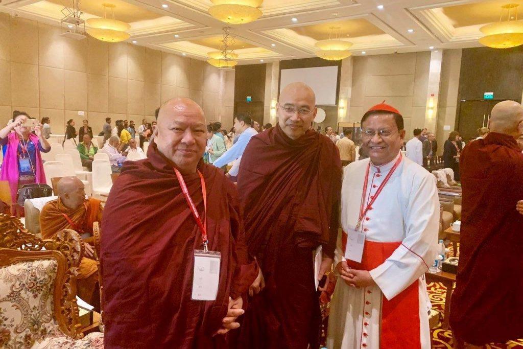 Cirkev je po prevrate a násilnostiach v prvej línii zápasu o slobodu v Mjanmarsku