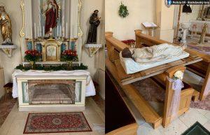Vandal v bratislavských Vajnoroch ničil kostol. Zaútočil aj na kňaza